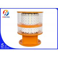 Wholesale Dual Obstruction Light / Led flashing warning beacon lights from china suppliers