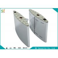 Quality Security Access Control Equipment Swing Barrier Gate Card Readers And Software for sale