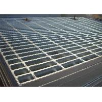 Wholesale 30 X 5 Hot Dipped Serrated Steel Grating With Twist Bar Galvanized Steel from china suppliers