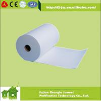 Wholesale H13,H14 (99.999% ) Fiberglass HEPA Filter Paper Roll Air Filter Media from china suppliers