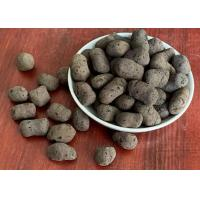 Wholesale Ultra Lightweight Hydroponic Accessories , Aquaponics Clay Media Porous from china suppliers