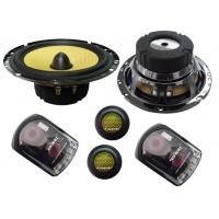 China Car Speaker 6.5'' Component Max Power:240W Magnet10 oZ Voice Coil25mm KSV  coneGlass f on sale