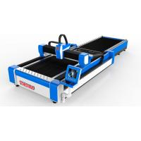 Wholesale TY-3015JD Fiber Laser Cutting Machine With Exchange Table from china suppliers