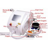 Wholesale Skin Tightening 5 Filters E - Light IPL Bipolar RF Skin Wrinkle Remove from china suppliers