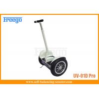 China Segway 2 Wheel Self Balancing Scooter Freego Scooters With Over-speed Alert on sale