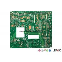 Buy cheap Customized OSP PCB Circuit Board , Double Layer Pcb Green Solder Mask from wholesalers