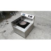 Wholesale Western Style Electric Cooking Range For Restaurant / Hotel 500x550x515mm from china suppliers