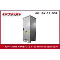Buy cheap 50A Solar DC Power System , Reliable 48 vdc power supply for Power Plant,Remote Monitoring from wholesalers