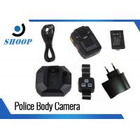 "Quality 33MP 2.0"" HD Body Camera Accessories , 140 Degree Police Body Mounted Cameras for sale"