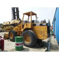 Buy cheap Used Caterpillar yellow 910E wheel loader from wholesalers