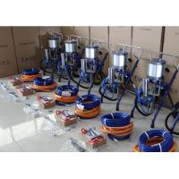 China High Pressure Pneumatic Paint Sprayer For Spray Inorganic And Zinc Rich Epoxy on sale