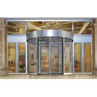 Wholesale Building Entry automatic revolving door for PLA Academy of Military Sciences university from china suppliers