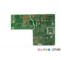 Wholesale Automotive FM Radio PCB , Car Entertainment Microwave PCB Fabrication Service from china suppliers
