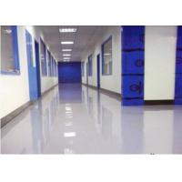 Quality China Garage Industrial Epoxy Resin Floor Paint Good Adhesion for sale