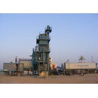 Wholesale 4 hot stone compartment Mobile Asphalt Plant 0.15KW wall vibrator Festo cylinder from china suppliers