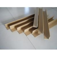 Quality Customized Paper Angle Cardboard Pallet Corners Edge Protectors Recycled Using for sale