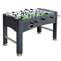 Wholesale 5FT Soccer Game Table MDF Soccer Table Chromed ABS Players Side Ball Return from china suppliers