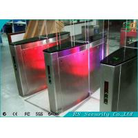 Wholesale Pedestrian Barrier Speed Gates Biometric Turnstile 304 Stainless Steel from china suppliers