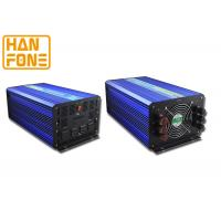 Wholesale Hanfong High Quality 3000W Pure Sine Wave Solar Inverter Single Phase from china suppliers
