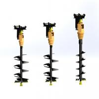 Wholesale High Performance Hydraulic Earth Drill Equipment Durable Excavator Parts from china suppliers
