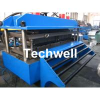 Wholesale Polyurethane Sandwich Panel Production Line For Color Steel With PLC Touch Screen Control from china suppliers