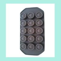 Wholesale FDA ,LFGB silicone jello molds ,round shape silicone chocolate mold from china suppliers