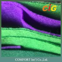 Wholesale Bright Colors Felt Fabric 200gsm 1.5-2.0mm Thickness 100-200cm Width from china suppliers