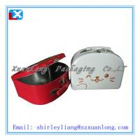 Wholesale high quality round tin lunch box from china suppliers