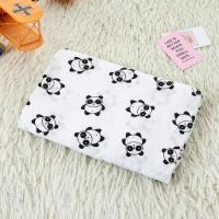 China Lightweight Muslin Swaddle Blankets Portable Customized Color No Fluorescent on sale