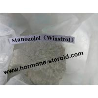 Buy cheap Medicine Grade Steroid Winstrol Stanozolol Testosterone Anabolic Steroid Weight Loss 10418-03-8 from Wholesalers
