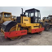 Wholesale Used Dynapac CC422 Double-Drum Road Roller For Sale from china suppliers