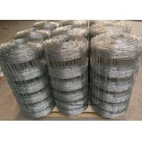 Wholesale Grassland Cattle Wire Fence For Ranch , Australia Style Hinge joint Knot from china suppliers