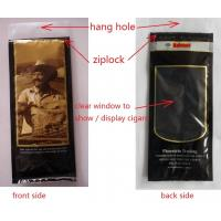 Quality Professional Cigar Humidor Bags With Gravure printing Hot Sale In USA For Cigars Moisturizing for sale