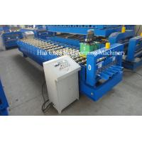 Wholesale Rows of rollers 19 rows Roof Sheet Roll Forming Machine from china suppliers