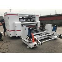 Wholesale PET OPP CPP Label Slitter Rewinder Machine 400 M/Min Max Rewinding Speed from china suppliers