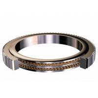 Wholesale Non-Gear Dual-Row Excavator Slewing Ring Bearing For Military Equipment from china suppliers