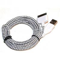 Wholesale Durable 30 Pin Micro USB Charging Cable , 1m 2A Extension Micro USB Data Cable from china suppliers