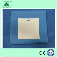 Buy cheap Wholesaler price nonwoven disposable surgical eye drape with Fliud collection Bag from Wholesalers