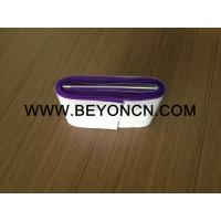 Wholesale Purple Soft and Comfortable Cohesive Elastic Bandage Adheres to itself from china suppliers