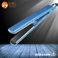 Wholesale pro nano titanium 1/4 inch private label 450 degrees flat iron babyliss hair straightener from china suppliers