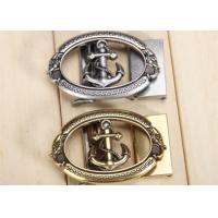 China Three Dimensional Classic Metal Belt Buckle With Various Plating And Enamel Coloring for sale