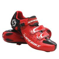 China Breathable Mens SPD Cycling Shoes High Security Excellent Slip Resistance on sale