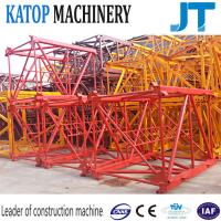 Wholesale China mast sections  cooperate with many brand tower crane from china suppliers