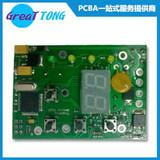China Provide Weighing HASL 4 Layer Scales One Stop PCB Assembly-Shenzhen Grande for sale