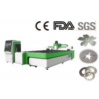 Wholesale Laser Metal Cutting Machine / Laser Cutter Engraver 3000X1500 Mm Max Cutting Area from china suppliers