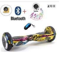 Wholesale Bluetooth Electric Scooter Skateboard , Self Balancing Scooter from china suppliers