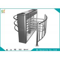 Wholesale Prison Security  Full Height Turnstile May And Consumer/Electronic Ticket System from china suppliers
