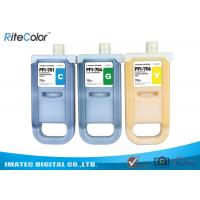 Wholesale Wide Format Inks 700ML Canon Ipf9400 Plotter Premium Pigment Ink Tank from china suppliers
