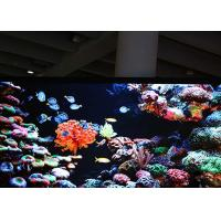 Wholesale Large Slim Full Color Video Led Display Advertising For Stage from china suppliers