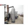 Wood Pellet Vertical Steam Boiler Easy Operating Steam Output 7 Bar Pressure for sale